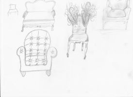 Chairs (2) by RockAngell210