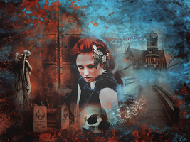 Lost in the city of angel Header by lucemare