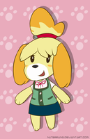 Isabelle by NaterRang