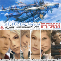 FFXII FST Cover: FRONT by RockLeeFangirl
