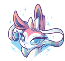 Sylveon by homa-Nix