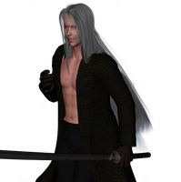 Sephiroth - Fight 4 by guineapiggin