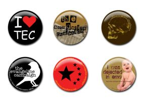 Button Collection by Selik