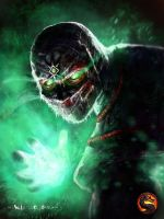 Ermac by flavioluccisano