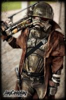 NCR Veteran Ranger 06 - AmeCon 2012 by JayCosplay