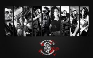 Sons of Anarchy v2 by Zengatsu