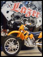 Ktm motorcycle 2 by raven30hell