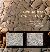 Cracked Earth By Rvrage Deviantart (FREE TEXTURE) by rvrage