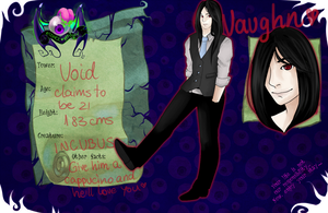 HM: Vaughn App by bexx-loxx