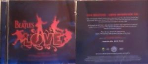 Beatles Rare Promotion Radio LOVE Interview CD by BeatlesBoy26