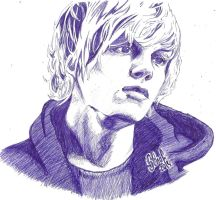 Evan Peters by lill-chan