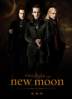 The Volturi -fan made poster- by helenaofsorrows