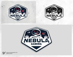 gaming logo by grazrootz