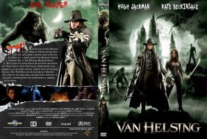 Van Helsing Cover DVD by michael160693
