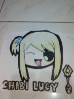 CHIBI LUCY by Erza-1703