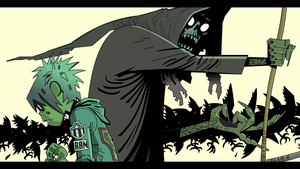 2D and Death by oloff3