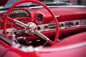 Classic Wheels: T-Bird by theCrow65