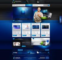 Educativo e learning platform by webdesigner1921