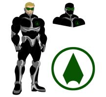 The DC Project #4: Oliver Queen/Green Arrow by huatist