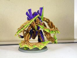 Swarmlord finished by Allerka