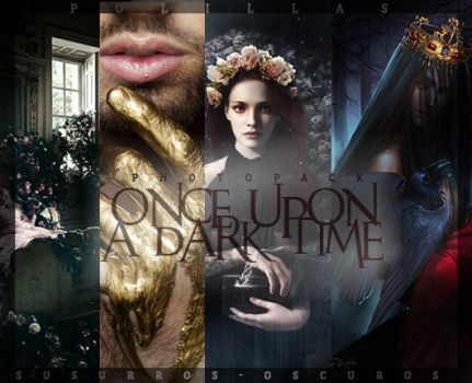 Once Upon Dark Time by Susurros-Oscuros