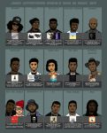 My Year In Music 2014 by J-Mace
