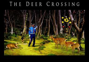 the deer crossing by cristiantownsend