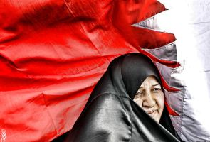 old bahraini women by hussainy