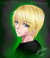 Not Just A Malfoy by reikohattori