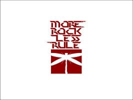 more rock less rule by REBHUZZ