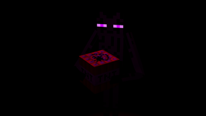 The Enderman's look of EVIL (Minecraft Animation) by CactusKnight
