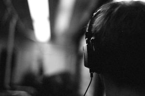 Headphones by PhotoPurist