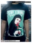 stay strong palestine tees by racuntikus