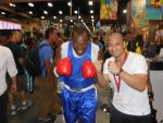 San Diego Comic Con 2014 Balrog and me by DougSQ