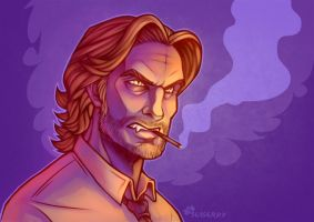 The Wolf Among Us by SeaGerdy