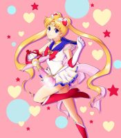 Super Sailor Moon by MusicalGrl1016