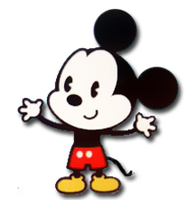 Mickey Png :D by azul0123