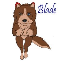 Blade by sliverwolf018