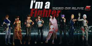 DOA Custom Wallpaper by Novusgino