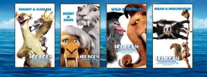 Ice Age 4 - Timeline Facebook by Howie62