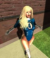 My Top 25...  Invisible Woman 2 by EthereaS