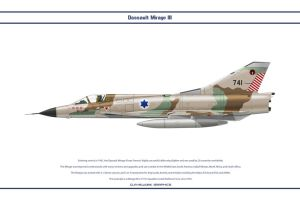 Mirage III Israel 2 by WS-Clave