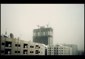 Cancer Towers... by moejo