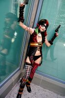 Injustice Harley Quinn: Shoot 'Em Up by kay-sama