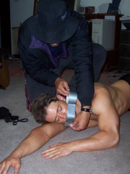 Gay Bondage speedo