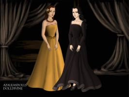 Tudors series: Nelly and Sweety by Colleen15