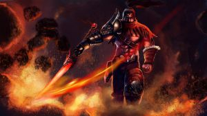 Yasuo-Dragonslayer by Dragonflamebg