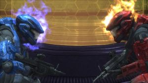 Red vs. Blue ULTIMATE by Rodef-Shalom