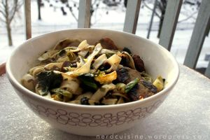 Winter Wok by oskila