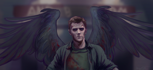 Lucifer (Supernatural) by CatrineNice